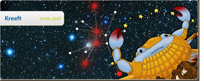 Kreeft - Gratis horoscoop van 21 oktober 2021 paragnosten uit Leuven