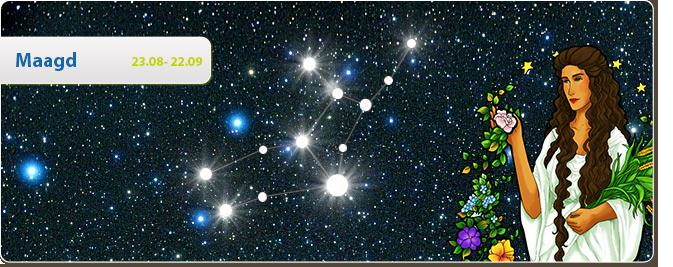Maagd - Gratis horoscoop van 22 september 2021 paragnosten uit Leuven