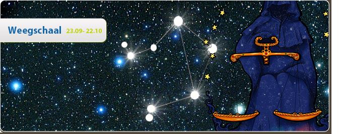 Weegschaal - Gratis horoscoop van 22 september 2021 paragnosten uit Leuven